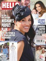 Hello! Magazine [United Kingdom] (20 August 2018)
