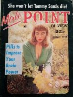 Male Point Magazine [United States] (August 1958)