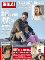 Hola! Magazine [Spain] (19 April 2017)