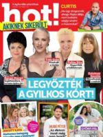 HOT! Magazine [Hungary] (4 October 2018)