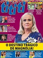 Tititi Magazine [Brazil] (3 March 2017)