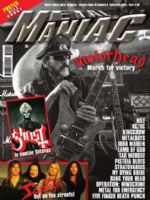 Metal Maniac Magazine [Italy] (September 2015)