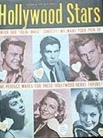 Hollywood Stars Magazine [United States] (October 1957)