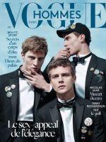 Vogue Hommes International Magazine [France] (March 2015)
