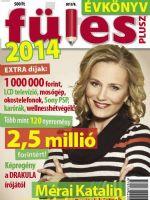 Füles Évkönyv Magazine [Hungary] (January 2014)