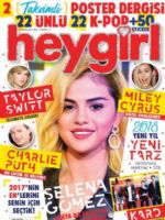 Hey Girl Magazine [Turkey] (December 2017)