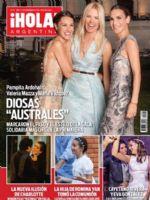 Hola! Magazine [Argentina] (17 November 2015)