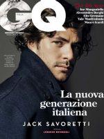GQ Magazine [Italy] (October 2015)