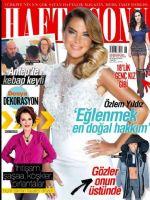 Haftasonu Magazine [Turkey] (12 November 2014)