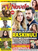 TV Novele Magazine [Serbia] (6 August 2018)
