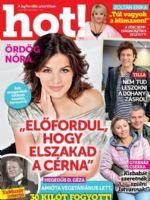 HOT! Magazine [Hungary] (9 November 2017)