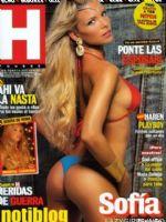 Hombre Magazine [Argentina] (April 2005)