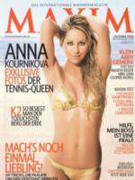 Maxim Magazine [Germany] (October 2008)