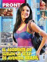 Pronto Magazine [Argentina] (5 February 2014)