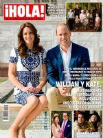 Hola! Magazine [Mexico] (30 April 2016)
