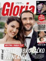 Gloria Magazine [Croatia] (3 May 2018)