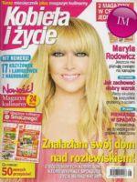 Kobieta i zycie Magazine [Poland] (August 2014)