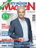 Kétheti RTV Műsormagazin Magazine [Hungary] (15 July 2019)