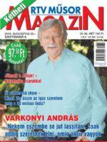 Kétheti RTV Műsormagazin Magazine [Hungary] (26 August 2019)
