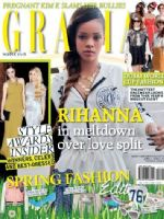 Grazia Magazine [Iran] (4 April 2013)