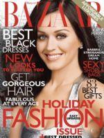 Harper's Bazaar Magazine [United States] (December 2010)