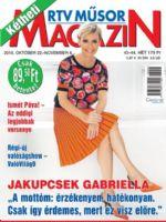 Kétheti RTV Műsormagazin Magazine [Hungary] (22 October 2018)