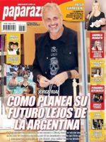 Paparazzi Magazine [Argentina] (12 August 2016)