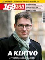 168 Óra Magazine [Hungary] (7 February 2019)