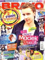 Bravo Magazine [Poland] (27 March 2012)