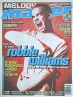 Melody Maker Magazine [United Kingdom] (11 July 1998)