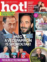 HOT! Magazine [Hungary] (10 May 2018)
