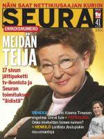 Seura Magazine [Finland] (13 October 2011)