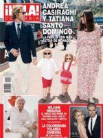 Hola! Magazine [Colombia] (8 June 2017)