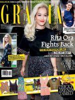Grazia Magazine [United Arab Emirates] (20 August 2014)