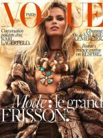Vogue Magazine [France] (September 2015)