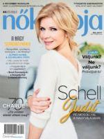 Nõk Lapja Magazine [Hungary] (31 October 2017)