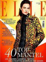 Elle Magazine [Germany] (October 2017)