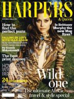 Harpers & Queen Magazine [United Kingdom] (October 2005)