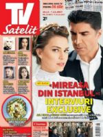 TV Satelit Magazine [Romania] (24 November 2017)