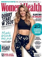 Women's Health Magazine [Poland] (January 2020)
