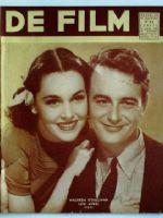 De Film (Belgian Magazine) Magazine [Belgium] (21 January 1940)
