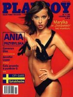 Playboy Magazine [Poland] (November 2000)