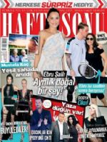 Haftasonu Magazine [Turkey] (13 April 2016)