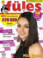 Fules Magazine [Hungary] (21 August 2018)