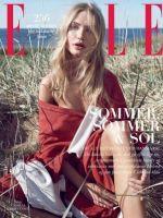Elle Magazine [Denmark] (August 2017)