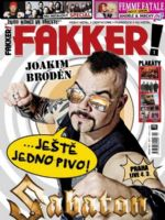 Fakker! Magazine [Czech Republic] (January 2017)