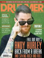 Drummer Magazine [United Kingdom] (August 2014)