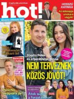 HOT! Magazine [Hungary] (11 April 2019)