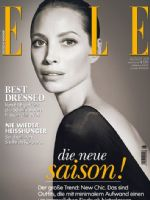 Elle Magazine [Germany] (August 2011)