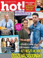 HOT! Magazine [Hungary] (9 May 2019)